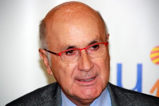 El líder d'Unió Democràtica, Josep Antoni Duran i Lleida