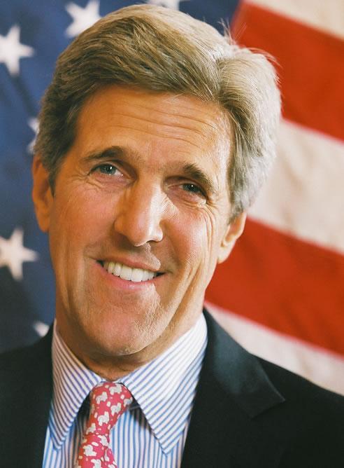 Foto de archivo del senador demócrata del estado de Massachusetts, John Kerry