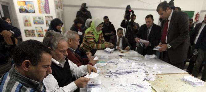 Recuento oficial de votos de la segunda vuelta del referéndum constitucional