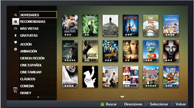 El mejor cine y las mejores series de televisión a un clic y donde quieras, con Wuaki.tv