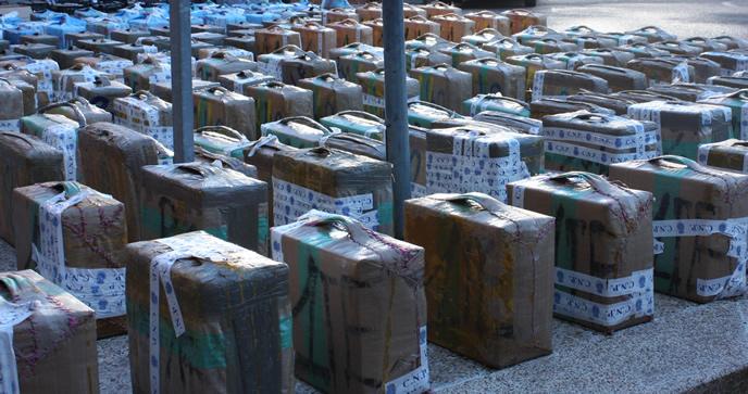 Hay 35 detenidos en una de las mayores operaciones contra el tráfico de hachís en el interior de la península