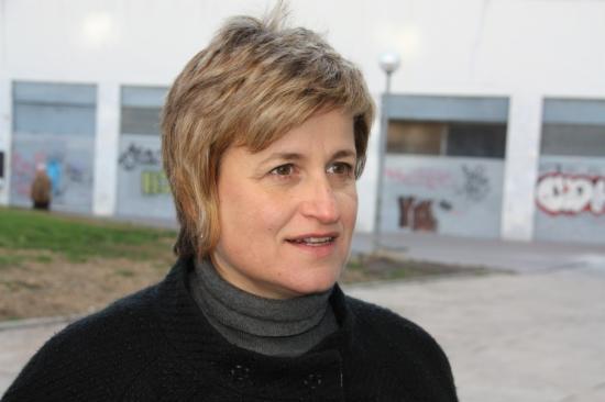 La portaveu d'ERC i vicepresidenta primera del Parlament, Anna Simó