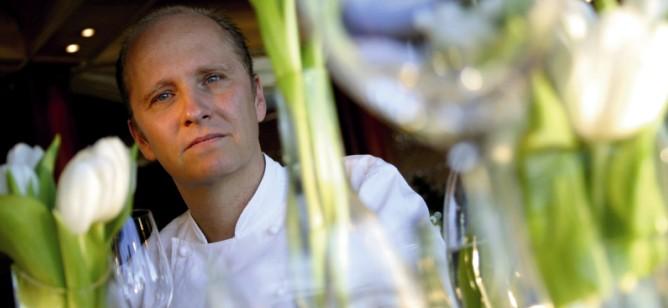 El cocinero alemán Heinz Beck es el único de Roma con tres estrellas Michelin.