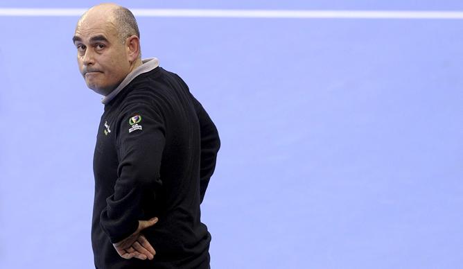 Juan Carlos Pastor anuncia que dejará el Cuatro Rayas a final de temporada