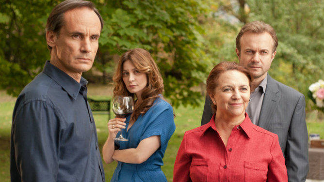 Imagen promocional de 'Gran Reserva', que estrena su tercera temporada en TVE