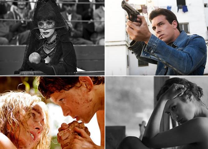 'Blancanieves', 'Grupo 7', 'Lo Imposible' y 'El artista y la modelo' arrasan en las nominaciones a los Goya