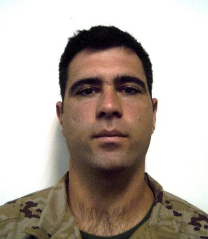 David Fernández ha fallecido este viernes en Afganistán, en acto de servicio cuando manipulaba un artefacto explosivo
