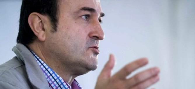 Ortuzar es el decimoctavo presidente del PNV en 116 años, el cuarto del S.XXI