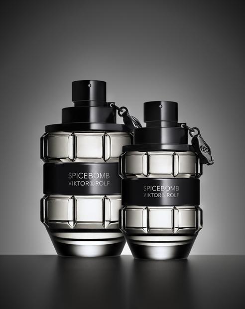 Spicebomb, el estallido olfativo de Viktor&Rolf