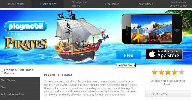 Captura de pantalla del nuevo juego desarrollado por la empresa Gameloft