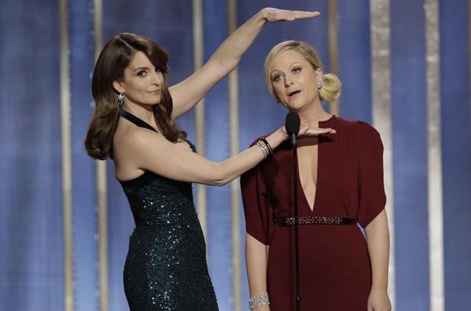 Tina Fey y Amy Poehler serán las encargadas de conducir la gala de los Globos de Oro
