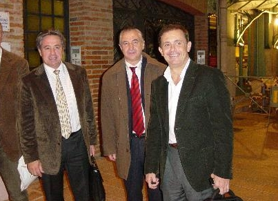 Jordi Pujol Ferrusola (dreta) en una foto d'arxiu de l'any 2006