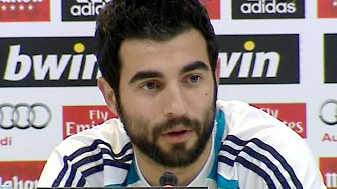 Albiol admite que hubo discusión entre Mourinho y Cristiano