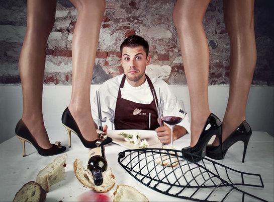 FOTOGALERIA: El cocinero Lorenzo Cobo