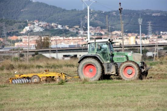 El Parc Agrari del Baix Llobregat