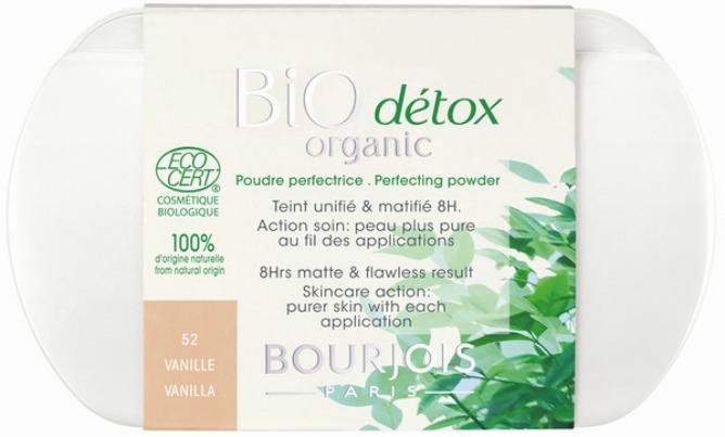 Bio détox organic, de Bourjois París