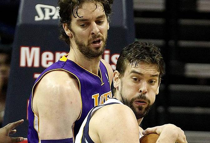 Pau defiende a su hermano Marc