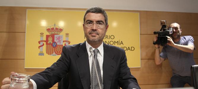 El secretario de Estado de Economía, Fernando Jiménez Latorre