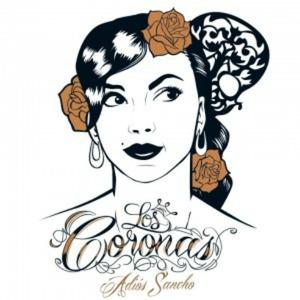"""Imagen del disco """"Adiós Sancho"""" del grupo Los Coronas"""