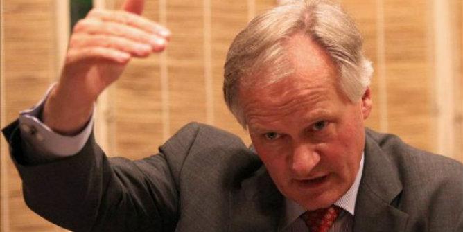 Christian Lefler, director para las Américas del Servicio Exterior de la Unión Europea.