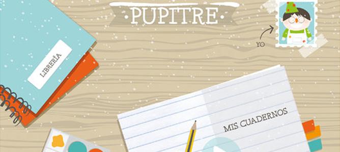 Vista de una de las pantallas de la aplicación informática Pupitre