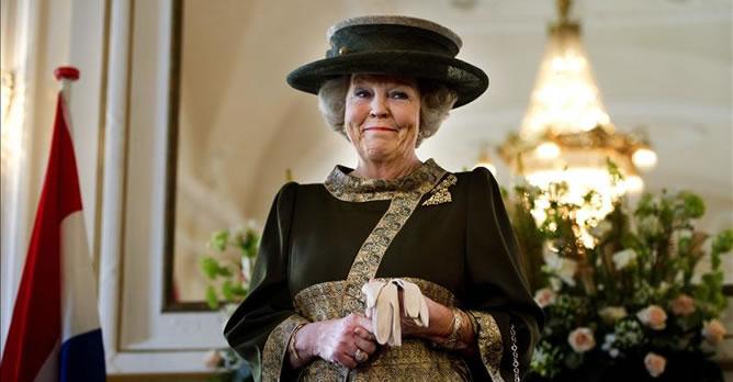 La reina Beatriz de Holanda, en una imagen de archivo