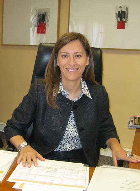 Olga García Frey, exdirectora del ICO que ha sido inhabilitada por dar préstamos a una empresa de la que fue consejera