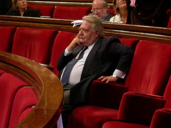 Cas Palau: Jaume Camps proclama la seva innocència