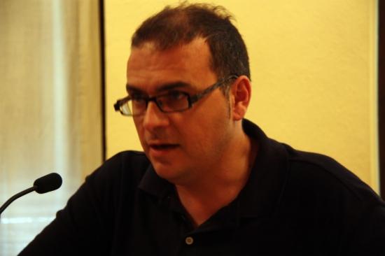 El fins ara secretari d'organització i finances de la federació de Girona del PSC, Ignasi Thió
