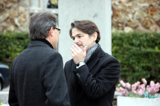 Artur Mas i Oriol Pujol en una imatge d'arxiu