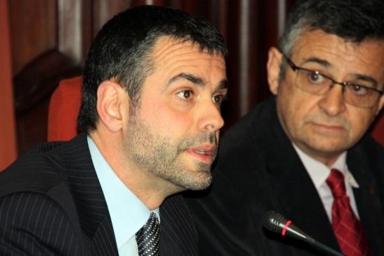 El conseller de Territori, Santi Vila