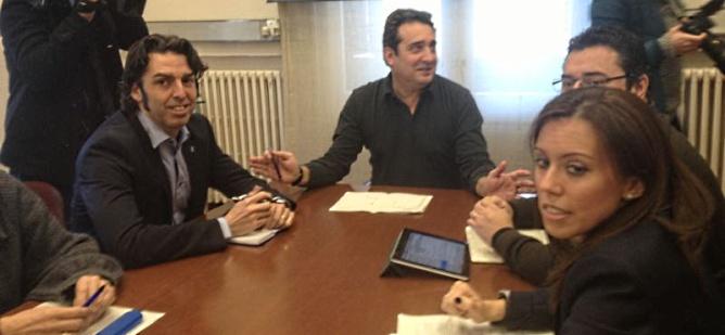 Manel Bustos torna a assumir avui totes les funcions com a alcalde de Sabadell