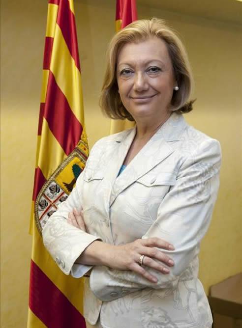 Destaca la declaración de la renta de 2011 de la presidenta de la formación y del Gobierno de Aragón, Luisa Fernanda Rudi. Ese año ganó 90.604 euros brutos.