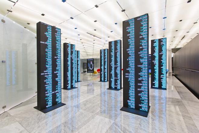 S'inaugura el Mobile World Centre a la Plaça de Catalunya de Barcelona