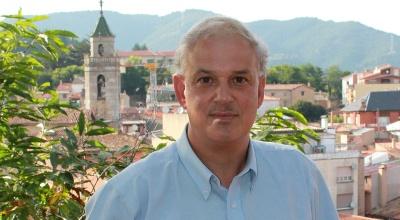 Robert Fauria, alcalde de Sant Hilari Sacalm i president del Consell Comarcal de La Selva