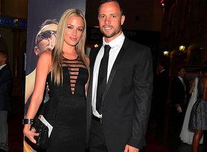 Óscar Pistorius junto a Reeva Steenkamp
