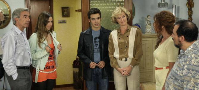 Las series de TVE van cuesta abajo y sin frenos