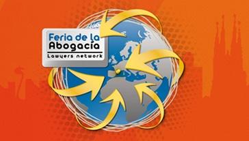 Logotip de la Fira de l'Advocacia que organitza l'ICAB