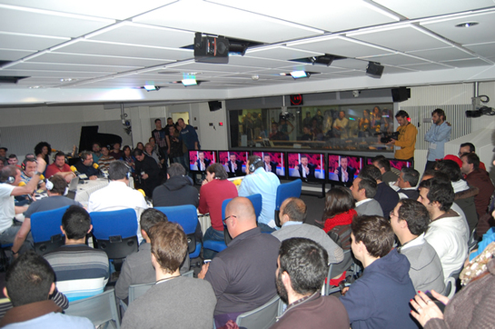 FOTOGALERIA: La Superbowl en 'Carrusel Deportivo'