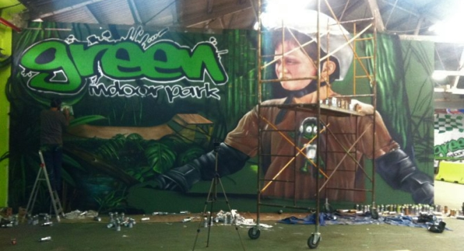 Imatge de l'espai Green Indoor Park a les Franqueses del Vallès