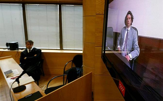Tyler Hamilton testifica a través de videoconferencia en el juicio de la 'Operación Puerto'