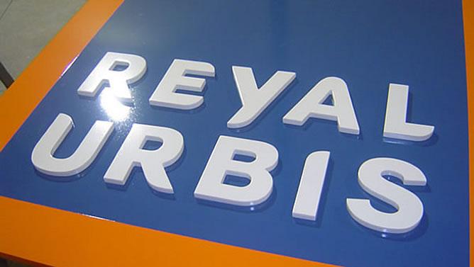 Logotipo de la inmobiliaria Reyal Urbis