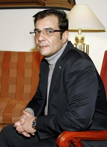 Fotografía de archivo de enero de 2008 del director de la agencia de detectives Método 3, Francisco Marco  (EFE/ARCHIVO)