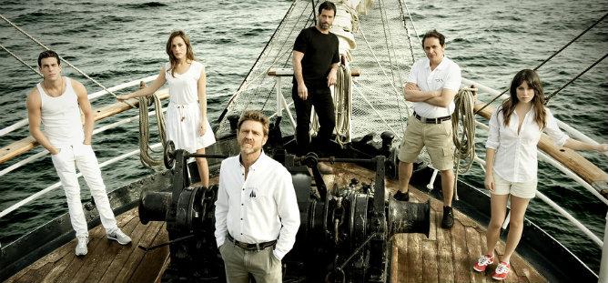 'El Barco' de Mario Casas y Blanca Suárez echa el ancla para siempre