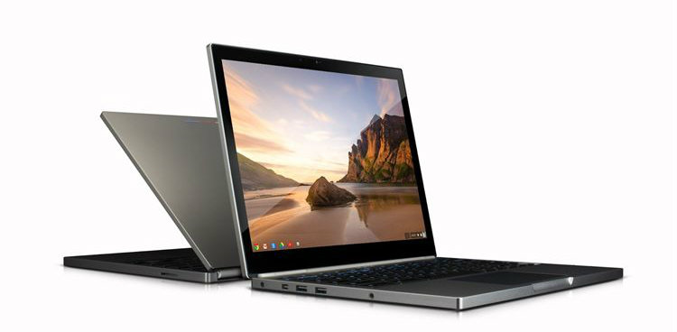 Google presenta su nuevo Chromebook Pixel