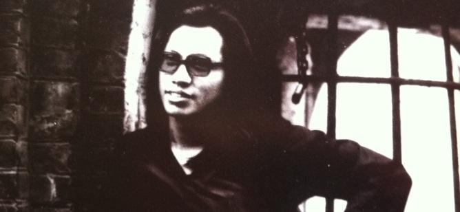 Una de las pocas fotografías de los años setenta del músico Sixto Rodríguez