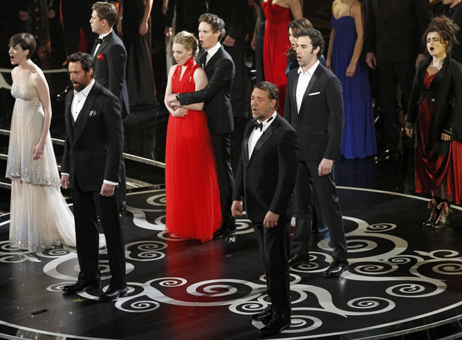 Oscars 2013, minuto a minuto de la gala