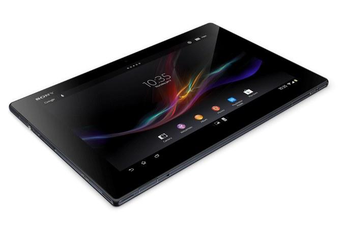 La Sony Xperia Tablet Z, una de las presentaciones destacadas en el Mobile World Congress 2013