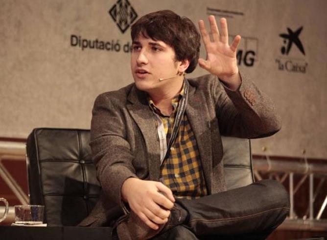 Pep Gómez es un joven emprendedor castellonense experto en tecnología fichado por Nueva York