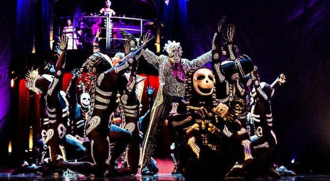 Cirque du Soleil vuelve a sus orígenes con 'Kooza'